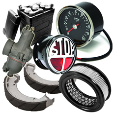 Picture for category British & Workshop, Spares & Accessories