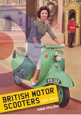 Picture of British Motor Scooters 1946 - 1970