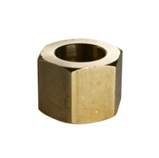 "Picture of Flow Stem Nut - 1/4"" BSP"