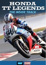 Picture of Honda TT Legends:  The Inside Track DVD