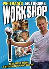 Picture of Whitham's Motorcycle Workshop DVD