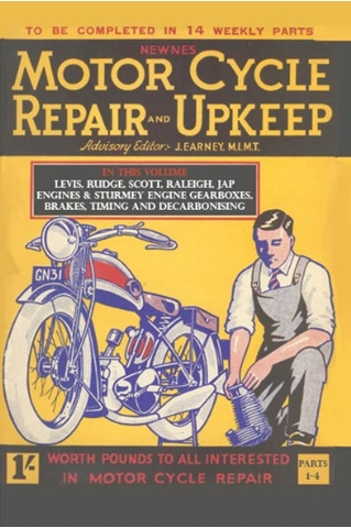 Picture of Motor Cycle Repair and Upkeep