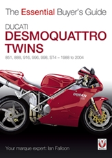 Picture of The Essential Buyer's Guide - Ducati Desmoquattro Twins - 851, 888, 916, 996, 998, ST4, 1988 to 2004