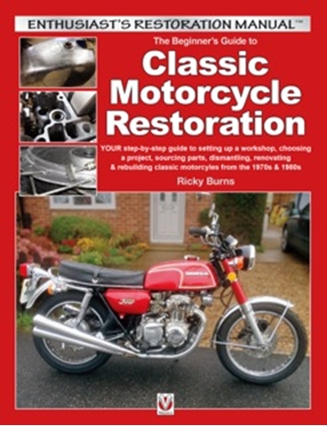 Picture of Classic Motorcycle Restoration