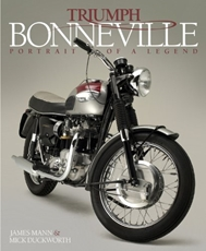 Picture of Triumph Bonneville, Portrait of a Legend
