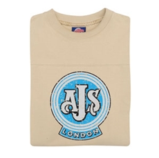 Picture of AJS T-Sweat (Retro Legends)
