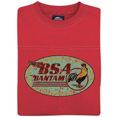Picture of BSA Bantam T-Sweat (Retro Legends)