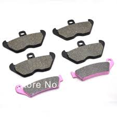 Picture for category Rear Brake Pads