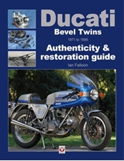 Picture of Book- Ducati Bevel Twins 1971- 1986