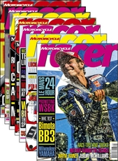 Picture of Motorcycle Racer Magazine 12 Issue Subscription