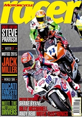 Picture of Motorcycle Racer Magazine Issue 180 November 2014