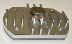 Picture of Triumph Sump Plate