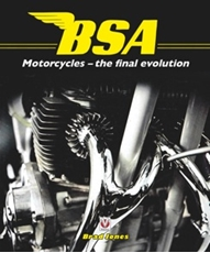 Picture of BSA Motorcycles - the final evolution