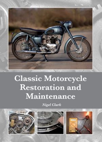 Picture of Classic Motorcycle Restoration and Maintenance