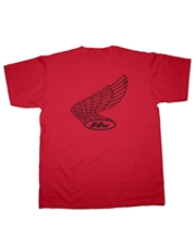 Picture of Honda Wing T-Shirt (Hot Fuel)