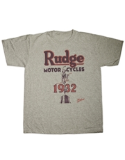 Picture of Rudge Motorcycles T-Shirt (Hot Fuel)