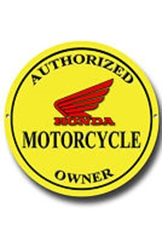 Picture of Honda Authorized Owner
