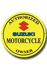 Picture of Suzuki Authorized Owner