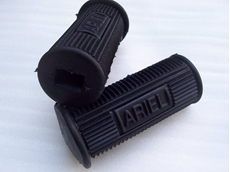 Picture of FOOTREST RUBBERS. - Ariel