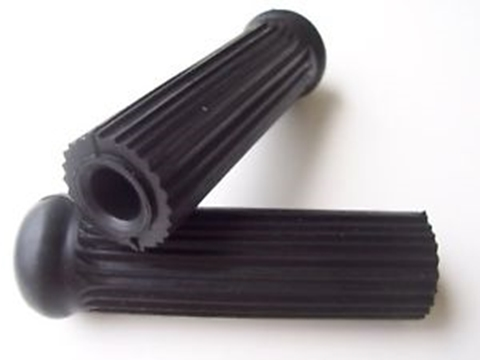 Picture of BSA Bantam Foot Rest Rubbers - pair