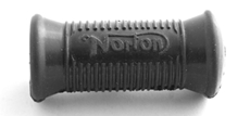 Picture of Norton Kickstart Rubber With Logo  (singles and twins)