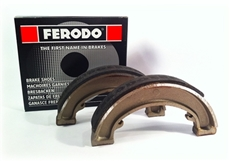 Picture of BSA Brake Shoes - Front/Rear