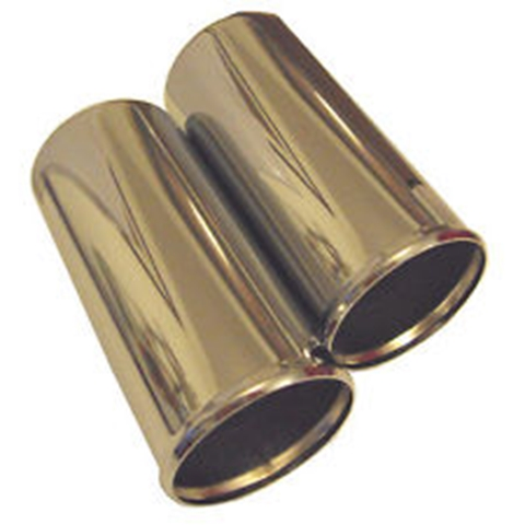 Picture of Chrome Plated Shock Absorber Covers