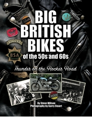 Picture of Big British Bikes of the 50s and 60s