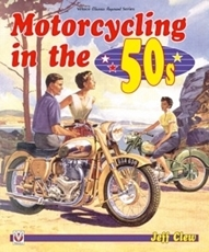 Picture of Motorcycling in the '50s