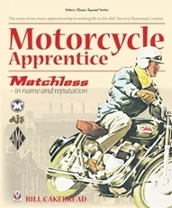 Picture of Motorcycle Apprentice Matchless - In name and reputation