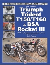 Picture of How to Restore Triumph Trident T150/T160 & BSA Rocket III