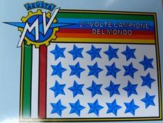 Picture of MV Agusta, Tank Top, 23 Volte Campione