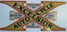 Picture for category EXCELSIOR U.S.A.