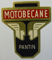 Picture of Motobecane Tank