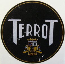 Picture of Terrot Rear Mudguard