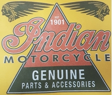 Picture of Indian Motorcycle Parts T-Shirt (Hot Fuel) Hot Fuel - Indian Motorcycle Parts T-Shirt Medium