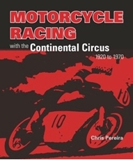 Picture of Motorcycle Racing with the Continental Circus 1920 to 1970