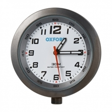 Picture of Oxford Clock Titanium