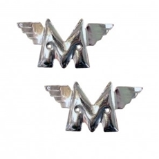 Picture of TANK BADGE - A.J.S, Matchless