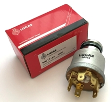 Picture of IGNITION SWITCH - Lucas (Body Only)
