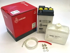 Picture of Lucas BATTERY B49-6  6V
