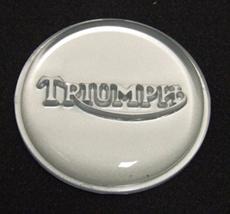 Picture of TANK BADGE - Triumph