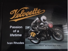 Picture of Velocette. Passion of a Lifetime by Ivan Rhodes