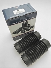 Picture of FORK GAITERS - Triumph,BSA Heavy Duty