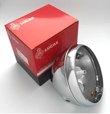 Picture of H/Lamp Shell + Rim (99-7039) Lucas