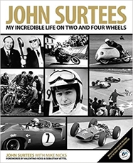 Picture of John Surtees My Incredible Life on Two and Four Wheels